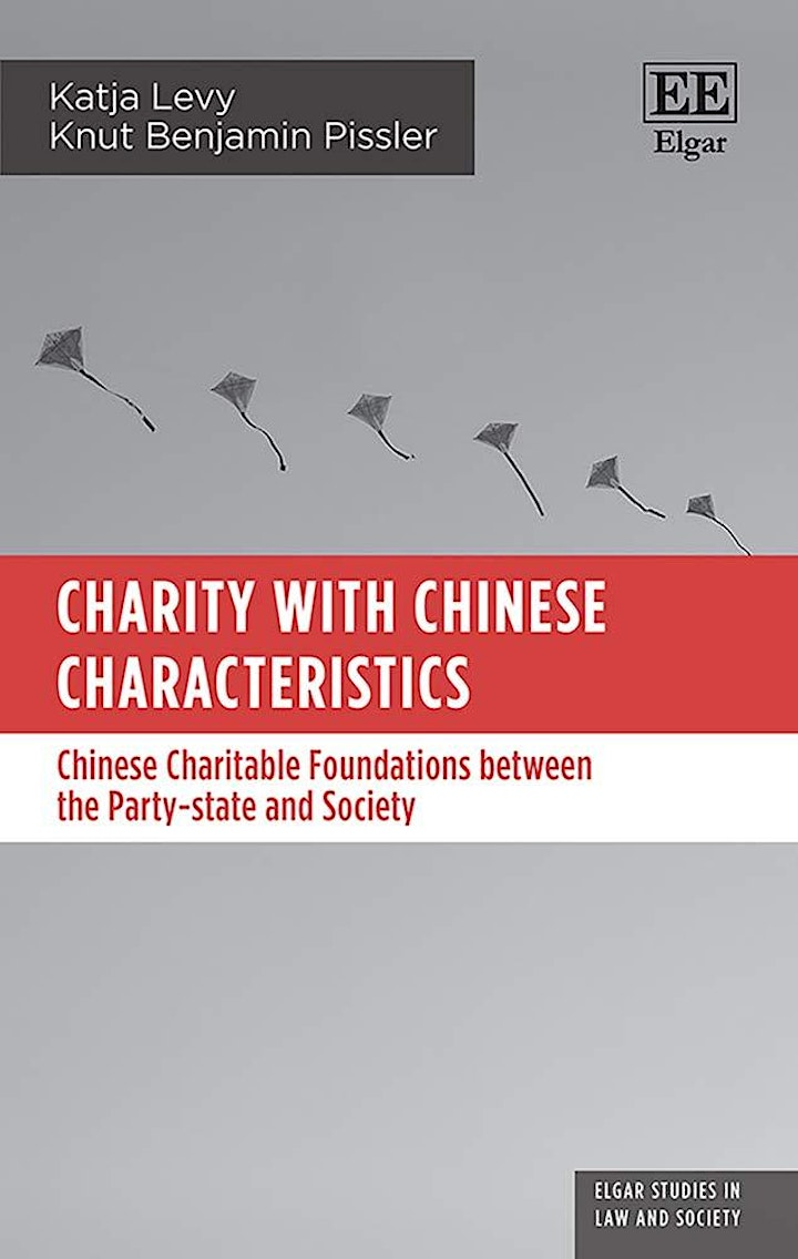 Charity With Chinese Characteristics: Book Launch image