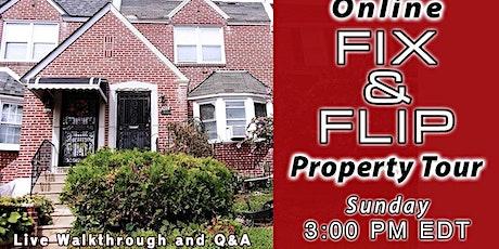 Live Property Tour tickets