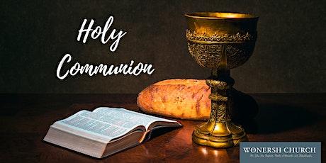 8am Holy Communion tickets