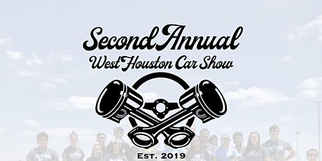 West Houston Car Show 2021 tickets