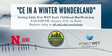 MiniWorkshop: Getting Little Feet WET - CE in a Winter Wonderland tickets