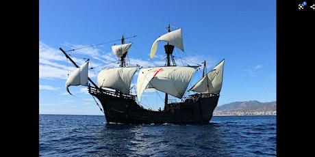 Magallanes: 500 Años del Descubrimiento del Mundo entradas