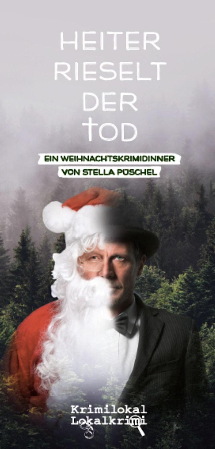 """""""Heiter rieselt der Tod"""" - Das Weihnachtskrimidinner: Bild"""