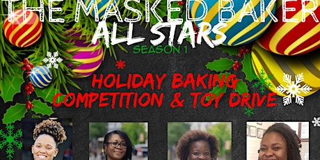 The Masked Baker : All Stars tickets