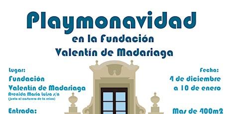 Playmonavidad en la Fundación Valentín de Madariaga entradas