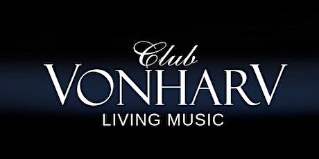 Club Vonharv  Living Music  - 4/12 entradas