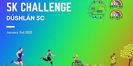Winter Pride 5K Challenge/Dúshlán 5K Bród an Gheimhridh tickets