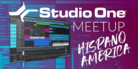 Studio One E-Meetup - Hispanoamérica tickets