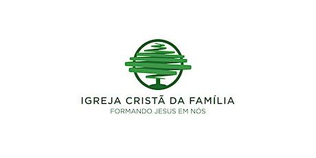 "Culto da Família - Serie ""Céus Abertos"" ingressos"