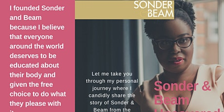 Sonder & Beam Uncovered: Spotlight on Sexuality tickets