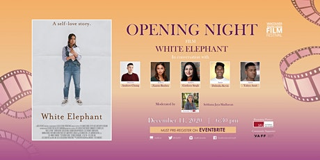 VISAFF Virtual Opening Night 2020 tickets