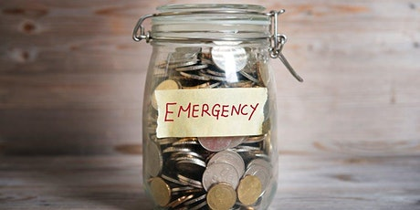 Financial Workshop: Building Emergency Savings tickets