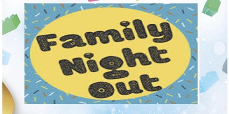 Family Night Out -Gingerbread house and Scavenger Hunt contest tickets