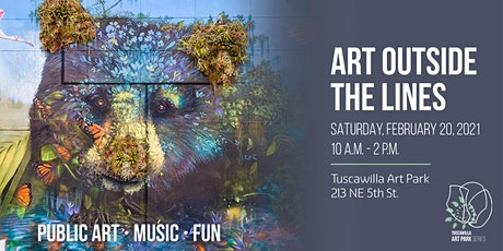 Tuscawilla Art Park Series: Art Outside the Lines tickets