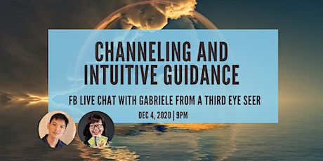 Exploring Channeling and Intuitive Guidance with A Third Eye Seer tickets