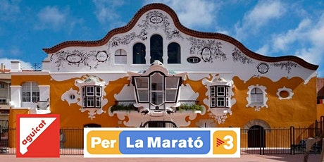 Visita guiada per la Marató De TV3: Modernisme de J.M.Jujol a St Joan Despí tickets