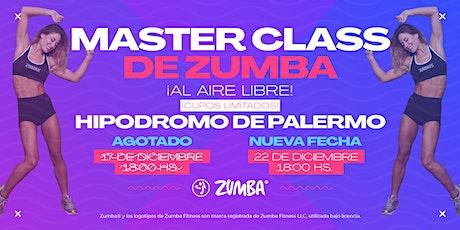 Master Class de Zumba con Jesica Cirio e Instructores invitados billets