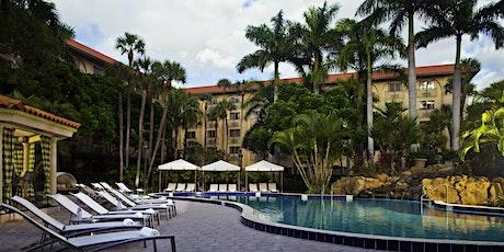 Biz To Biz Poolside Holiday Networking at Renaissance Boca Raton tickets