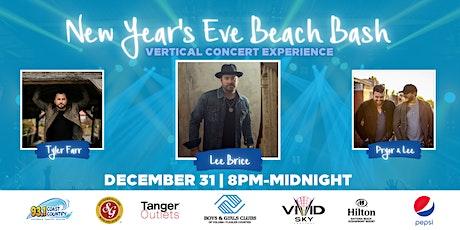 New Year's Eve Beach Bash tickets