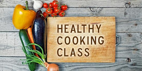 Virtual Online Healthy Cooking Demonstration tickets
