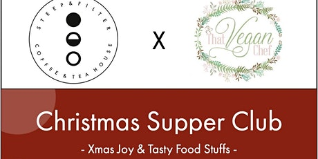 Christmas Supper Club tickets