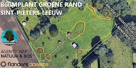 Bûûmplant Groene Rand - Sint Pieters Leeuw tickets