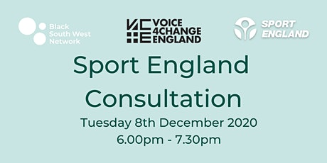 Sport England Consultation tickets