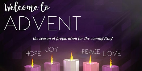 Attending Advent Service tickets