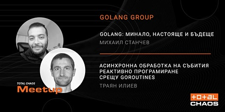 [Webinar] Total Chaos Meetup - Golang Group tickets