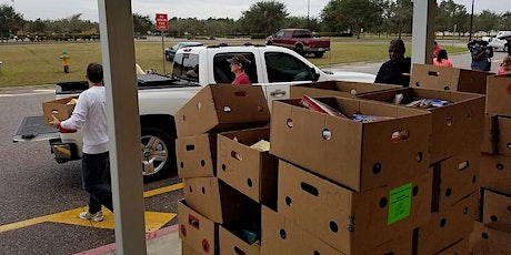 Christmas  Food For Families Volunteer Delivery Drivers tickets