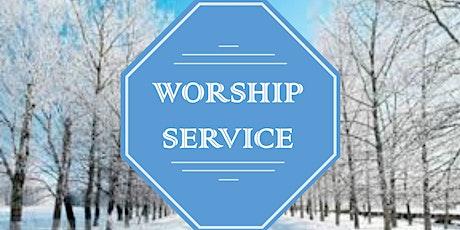 Hillside Onsite Worship Service: December 6, 2020 tickets