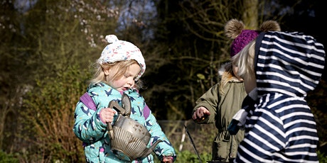 Belfairs Saturday Nature Tots tickets