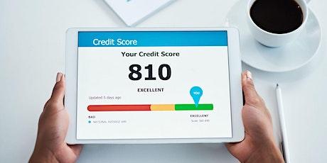 Financial Workshop: Credit Score 101 tickets