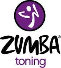 Tues 7pm Zumba® Toning at Manorbrook Primary School tickets