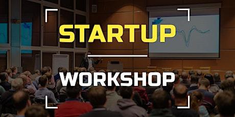 [Startups] : Workshop For Startups tickets