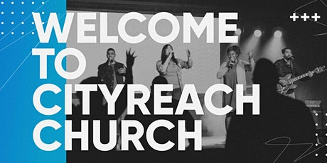 CityReach Sunday Service tickets