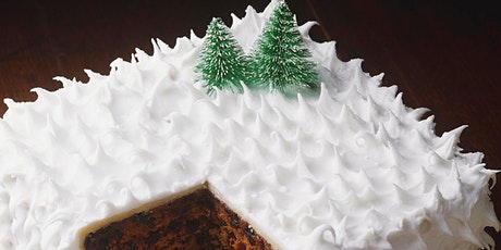 Christmas Cake Decorating tickets