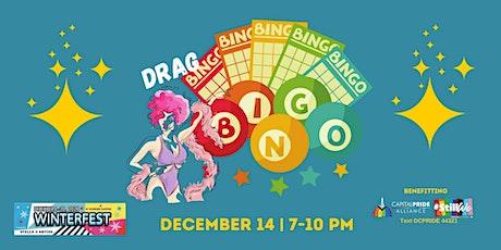 Drang Bing at Wunder Garten tickets