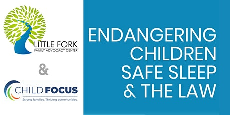 Endangering Children, Safe Sleep, and the Law tickets