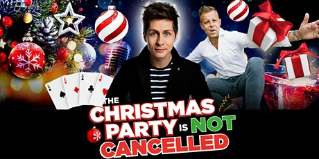 Christmas is NOT Cancelled tickets
