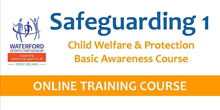 WSP/Tennis Ireland Safeguarding 1 Course - Online - 15th December 2020 image