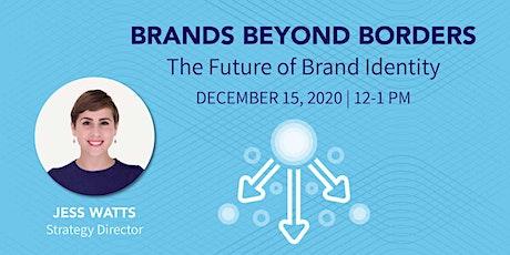 """Brands Beyond Borders"" w/ Jess Watts | AAF Black Hills - December tickets"