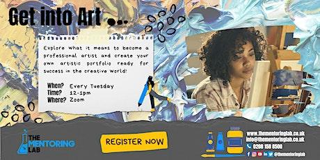 Get into Art tickets