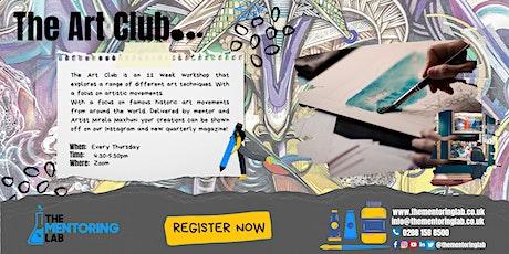 The Art Club tickets