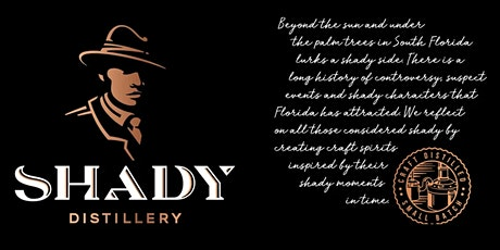 Shady Distillery Tour & Tasting tickets