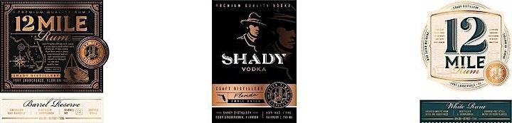 Shady Distillery Tour & Tasting image