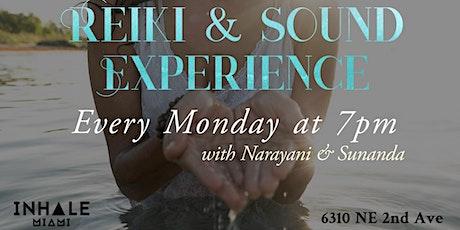 Reiki & Sound Healing Experience tickets