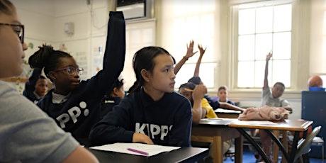 KIPP Freedom Middle School Virtual Open House tickets
