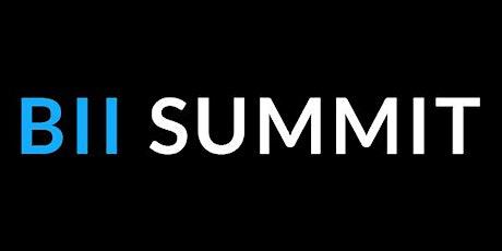 BII SUMMIT Virtual - The Blockchain Innovation & Investment Summit tickets