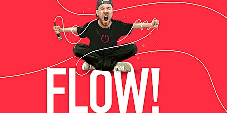 FLOW!  (MY HIP HOP STORY) entradas